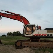 "2004 Link Belt 460Lx Track Excavator 60"" Tooth Bucket Removable Counterweight"