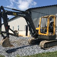 2012 Volvo ECR58 Excavator Financing Available