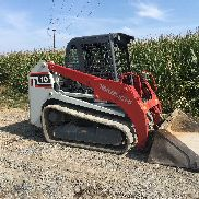 2016 Takeuchi TL10 Track Skid Loader 277 hours VIDEO
