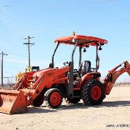 2011 KUBOTA B26 BACKHOE TLB - LOADER BACKHOE- BACKHOE- LOADER- KUBOTA- 25 PICS