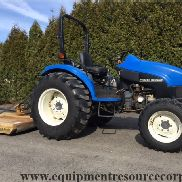 New Holland TC40D Utility-Traktor