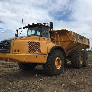 2001 Volvo A40D Articulated Dump Truck Rock Trucks