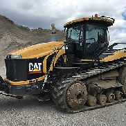 2006 Caterpillar Challenger MT875B Ag Tractor Track Tractors