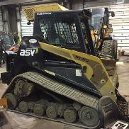 2009 ASV PT-80 Skidsteer Bobcat w High Flow / AC / Enclosed Cab - RUNS GREAT