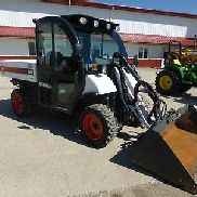 2014 BOBCAT 5600 TOOLCAT VENTE 698 HEURES AVEC OPTIONS LOADED TRES BELLE