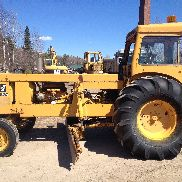 Huber M600 road maintainer