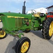 1969 JOHN DEERE 2520 GAS POWERSHIFT TRACTOR FOR SALE 1 OF 122 BUILT HARD TO FIND