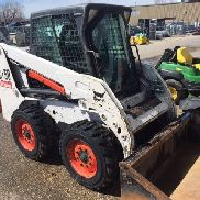 2008 BOBCAT S150 SKID STEER LOADER