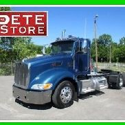 2012 Peterbilt 386 Used Day Cab, INSPECTED, PM SERVICE, DPF & EGR CLEANED, DOT'd