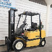Yale GLP050, 5,000# Pneumatic Tire Forklift, Three Stage Mast, Sideshift, Hyster