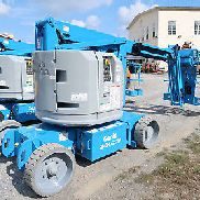 Genie Z34 / 22N Manlift, 34 'Articulating Boom Lift, Electric, JLG E450, Antenne