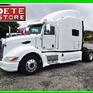 2013 Peterbilt 386 Used Sleeper - Clean, Serviced, Low Miles w/ APU - CUMMINS!!!