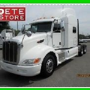 2013 Peterbilt 386 Used Sleeper Premium