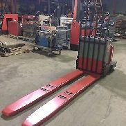 2005 RAYMOND FORKLIFT #112 RIDE ON JACK ,8000# CAPACITY ON SALE NOW