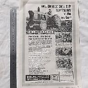 John Deere Tractor 3010 4010 Full Page Advertisement from Australian Journal