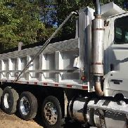 2006 sterling quad axle dump truck