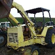 John Deere 210 C Backhoe Whole Unit or Parts 4239 Engine