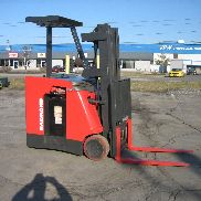 "2008 RAYMOND FORKLIFT DOCKSTOCKER/PACER 4000# 188"" LIFT , MN#420/R40 RUNS GREAT!"