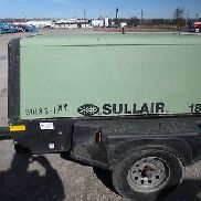 2011 SULLAIR 185JD KOMPRESSOR Luftkompressoren