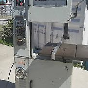 Vertical Bandsaw MSC - 18 Inch Throat Capacity, Variable Speed Pulley, 1HP 3 Ph