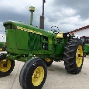 1972 JOHN DEERE 3020 DIESEL POWERSHIFT TRACTOR FOR SALE NICE ORIGINAL
