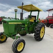 1972 JOHN DEERE 3020 DIESEL TRACTOR FOR SALE ROPS & CANOPY EXCELLENT ORIGINAL
