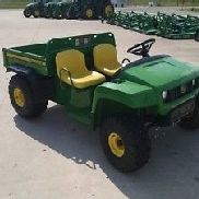 2016 John Deere TS 4X2 ATVs & Alligatoren