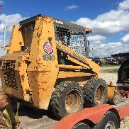 1996 CASE 1840 Skid Steer Loader, 5517 Hours