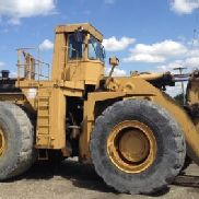 Caterpillar 992C Radlader