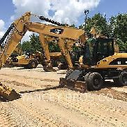2009 CATERPILLAR M318D Mobile Excavator