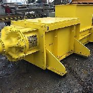 Williams 150-3456 Ripshear Shredder w/ John Deere Diesel & Lima 40 KW Generator