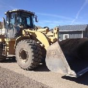 2011 Caterpillar 950H Wheel Loaders