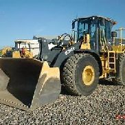 2011 John Deere 824K Wheel Loaders