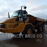 2012 CATERPILLAR 725 Articulated Dump Trucks