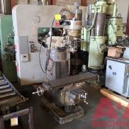 Bridgeport Vertical Milling Machine 16544