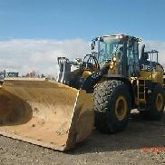 2013 John Deere 744K Wheel Loaders