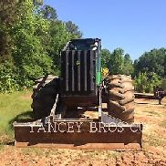 2015 DEERE & CO. 648H Skidder