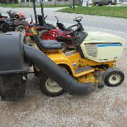 Cub Cadet 1641 with mower and snowblower Garden Tractors