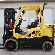 2013 HYSTER S135FT 13500# FORKLIFT CUSHION HILO LIFTER YALE FORK LIFT TRUCK CAT