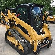 2016 CATERPILLAR 259D Multi Terrain Loader