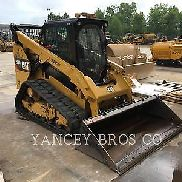 2014 CATERPILLAR 289D Multi Terrain Loader