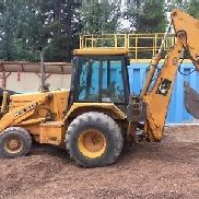 1994 John Deere 410D Backhoe Loaders