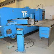 "33 TON FINN-POWER ""TP2520/IF2/MA"" 21-STATION CNC TURRET PUNCH - #27461"