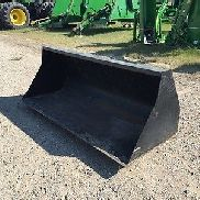 "John Deere 90 ""bucket Snowplow Attachments"