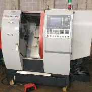 Emco 332MC Twin Spindle & Turret CNC Turning Center CNC Lathe With Live Tooling