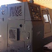 Hardinge Conquest 42 CNC Turning Center, Fanuc Control, Live Tooling