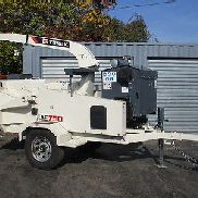2015 Terex Woodsman 730 Towable Wood Chipper # 41458