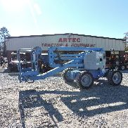 2007 GENIE Z45/25 BOOM LIFT - JLG - 45' REACH - ARTICULATING - LOW HOURS!!