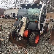 2004 Bobcat 5600 Toolcat 4x4 Utility Vehicle w / Cab & Loader. Kommen in Bald!