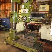 "1994 Willis Modell RD-1100, ""Big Bear"", 4 ""x 11"", 5 PS, Radial Arm Bohrmaschine"